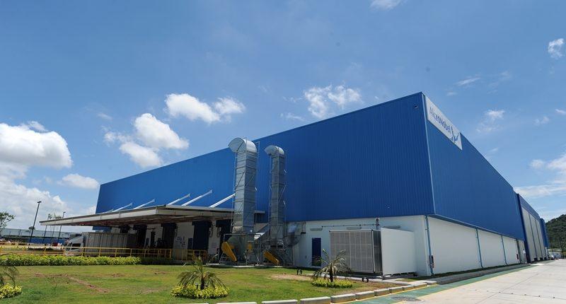 nhà máy akzonnobel