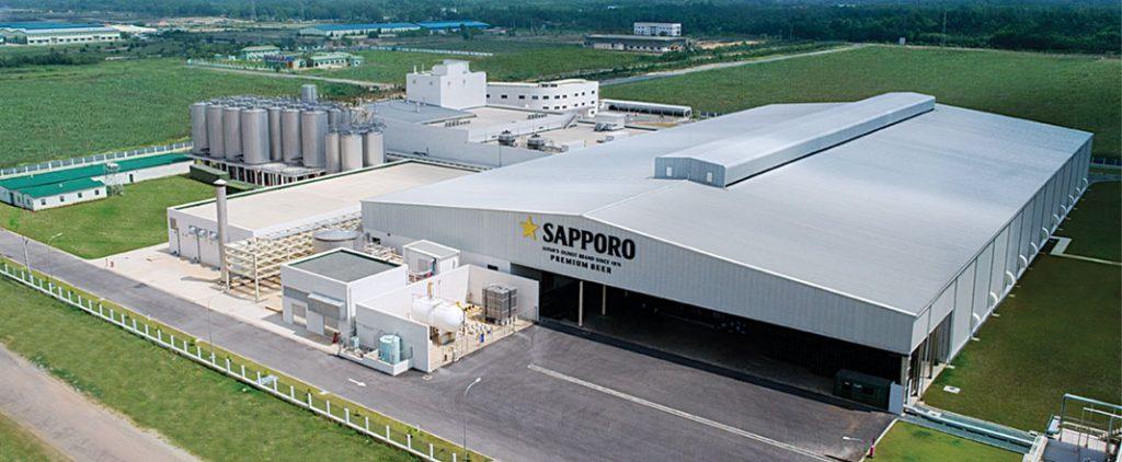 Nhà máy bia Sapporo