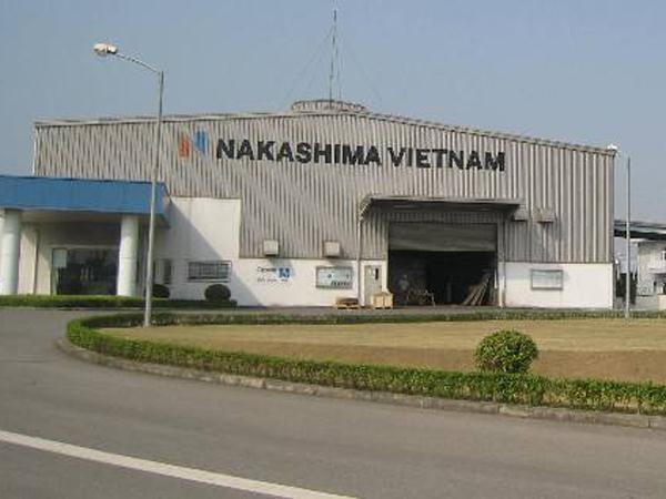 Nhà Máy Nakashima