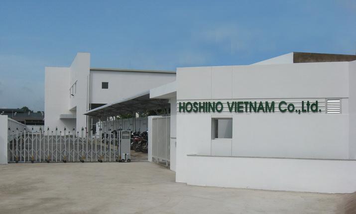 Nhà Máy Hoshino Viet Nam