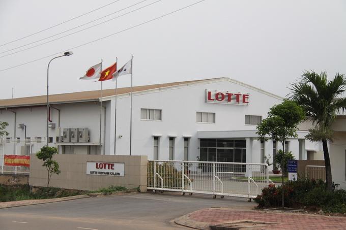 Nhà Máy Lotte