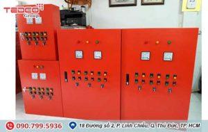 thiết kế thi công lắp đặt tủ điện cứu hoả 4