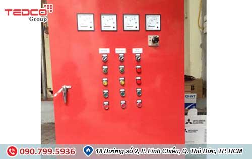 Vì sao nên sử dụng tủ điện cứu hỏa? 3