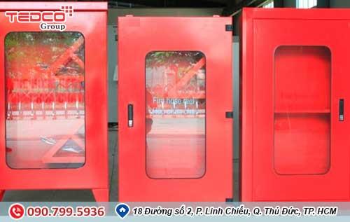 Vì sao nên sử dụng tủ điện cứu hỏa? 2
