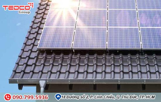 Những ưu điểm của điện năng lượng mặt trời 4