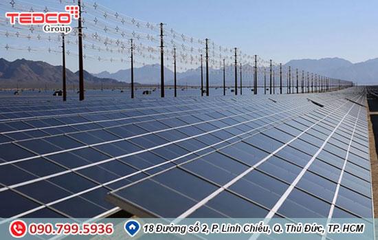 Những ưu điểm của điện năng lượng mặt trời 2