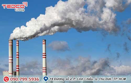 hệ thống quan trắc môi trường