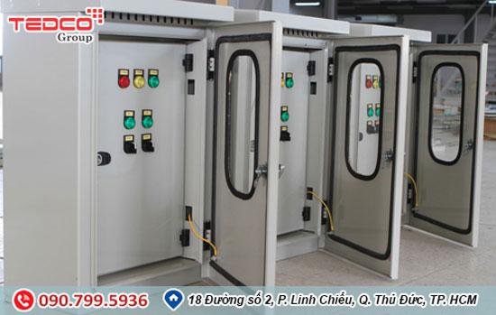Tìm hiểu những thông số kỹ thuật của tủ điện nhà xưởng 4