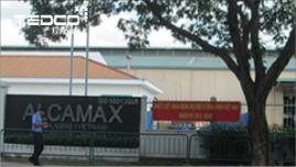 nhà máy alcamax