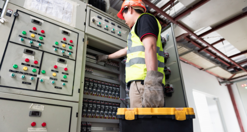 Bảo trì điện công nghiệp