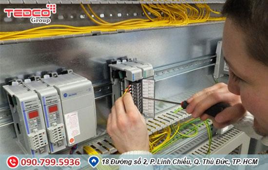 bảo trì điện