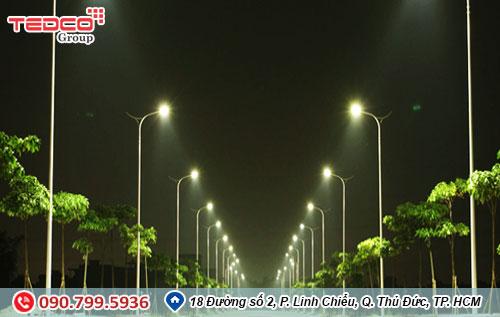 Nhà thầu thi công điện chiếu sáng- uy tín chất lượng 7