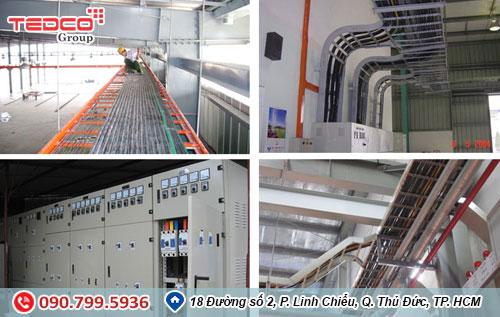 Nhà thầu TEDCO tư vấn lắp đặt hệ thống điều hòa không khí 2