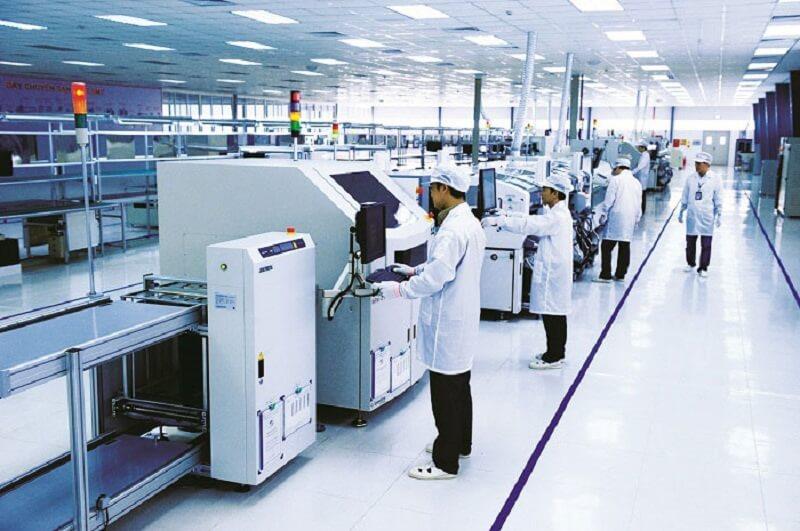 Những ưu điểm khi sử dụng tự động hóa nhà máy 1