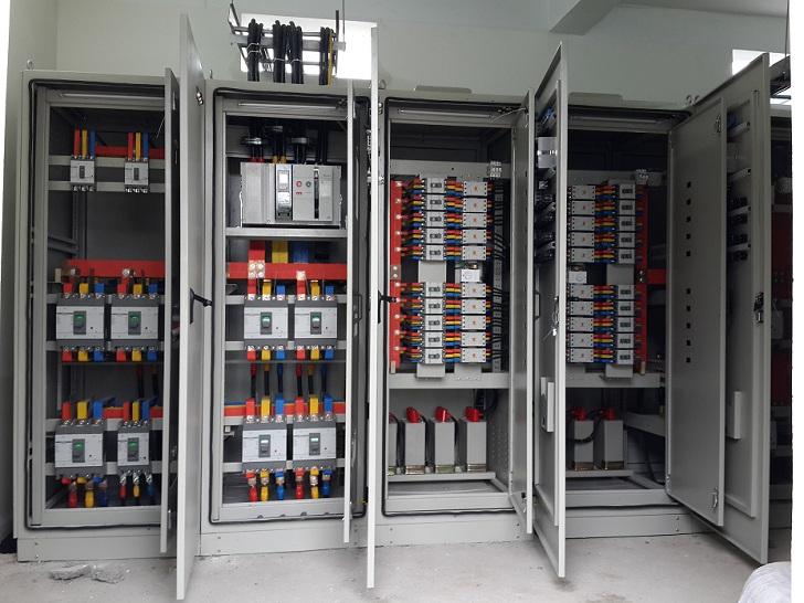 Công ty sản xuất tủ điện tại tphcm