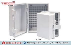 TEDCO sản xuất tủ điện nhựa ngoài trời 4