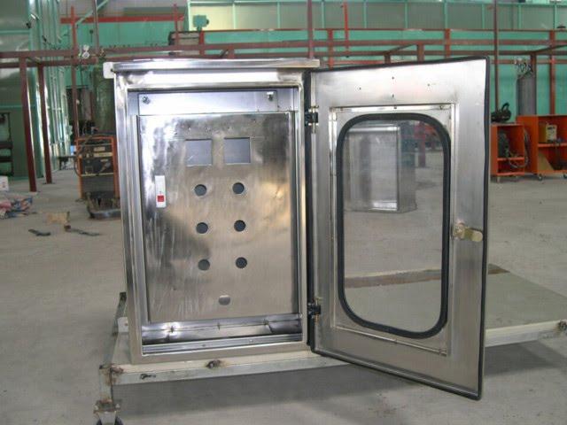 Đơn vị sản xuất lắp đặt tủ điện inox 304- Nhà thầu điện TEDCO 1
