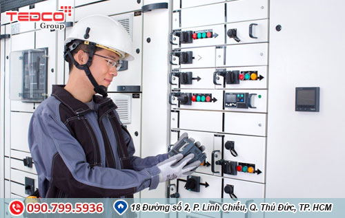 Tủ điện công nghiệp tại Hà Nội