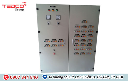 Nguyên lý thiết kế của tủ điện điều khiển chiếu sáng 11