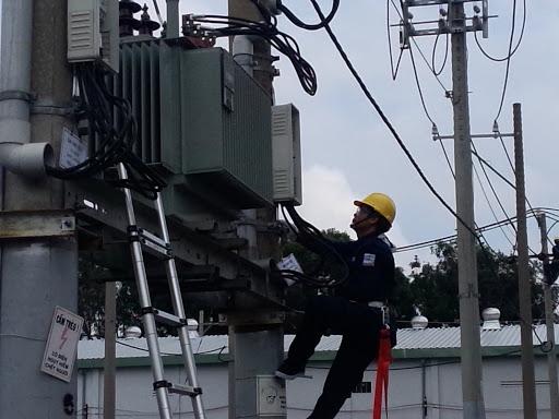 Thi công trạm biến áp công nghiệp