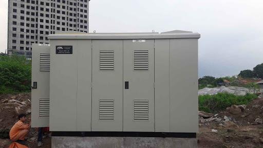 Trạm biến áp- trạm hộp bộ- tủ hộp bộ