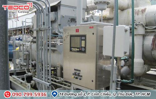 Nhà thầu cơ điện- Tedco