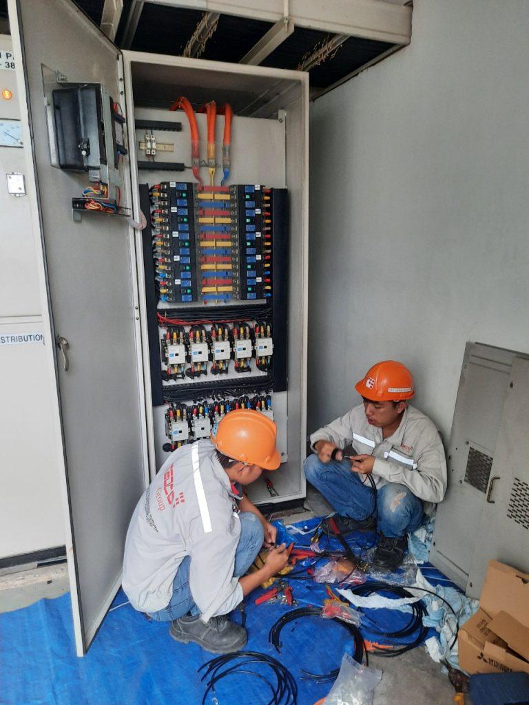 nhà thầu cơ điện Trà Vinh